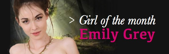 Girl of the month: Emily Grey