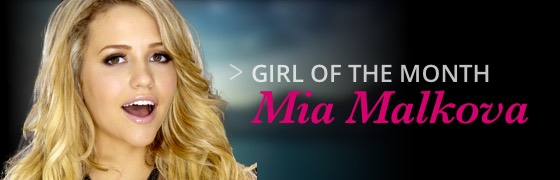Girl of the month: Mia Malkova