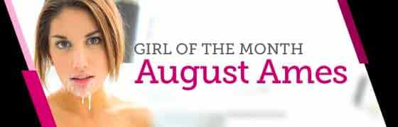 Girl of the month: August Ames
